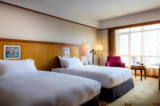 張家界京武鉑爾曼酒店房間