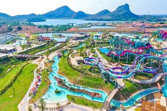 水上樂園RamaYana