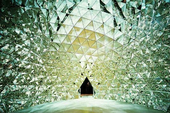施華洛世奇水晶世界