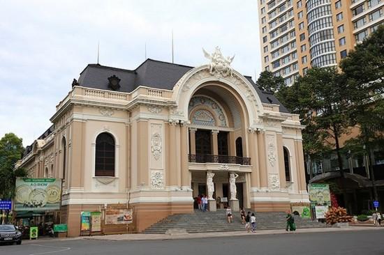 胡志明市市立歌劇院