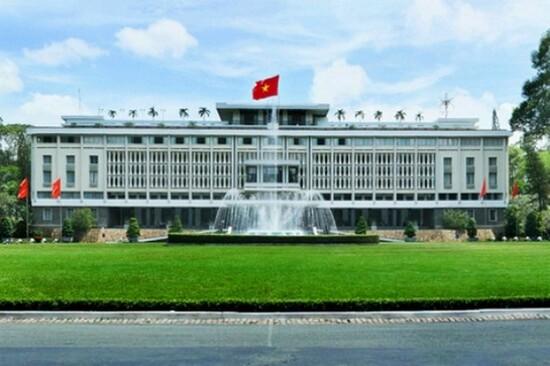 統一宮(前總統府)