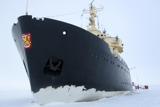 Sampo破冰船之旅