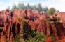紅石林-飛來石