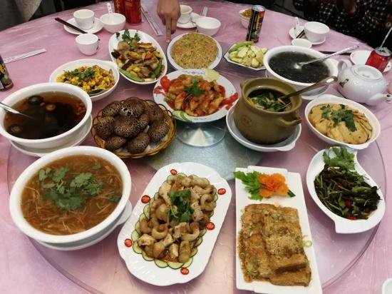 潮州蓮華素菜宴