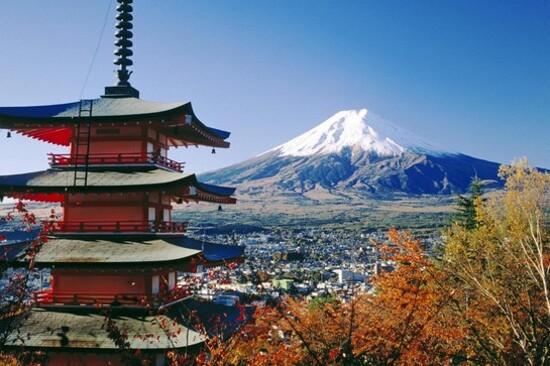 東京富士山
