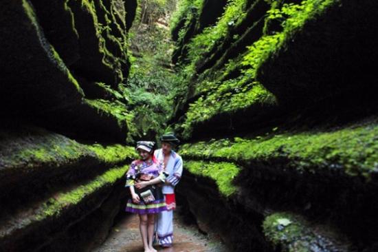 紅石林-小龍峽