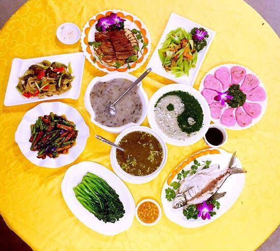 太極護國菜+韓江溪魚飯宴
