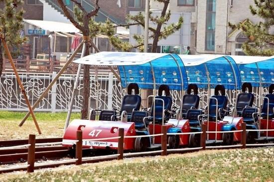 正東津Rail Bike體驗