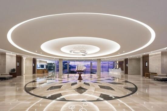 Sun Cruise Hotel & Condo大堂