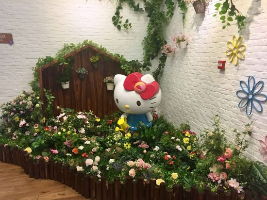 Hello Kitty Secret Path(3)