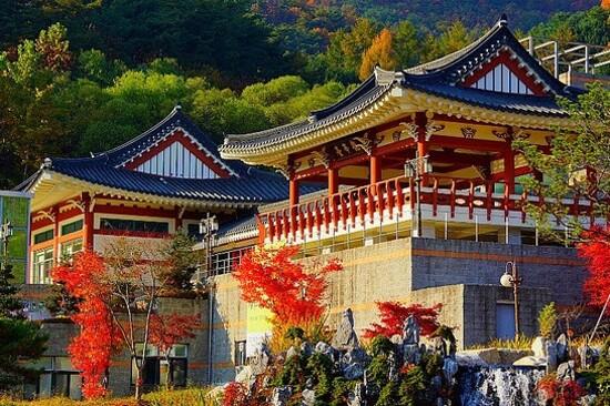 龍門山觀光園