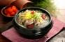 牛骨湯飯料理