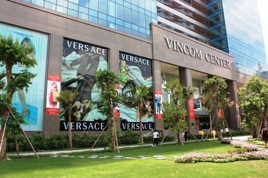 Vincom Center高級購物中心
