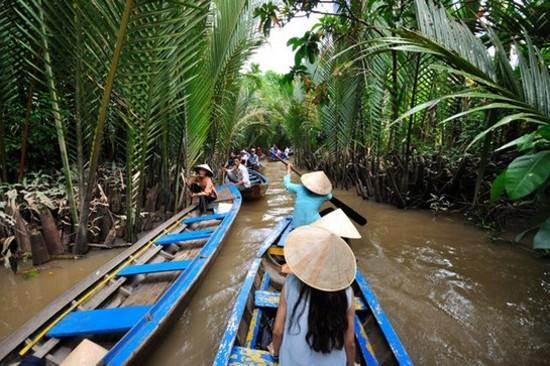 湄公河三角洲