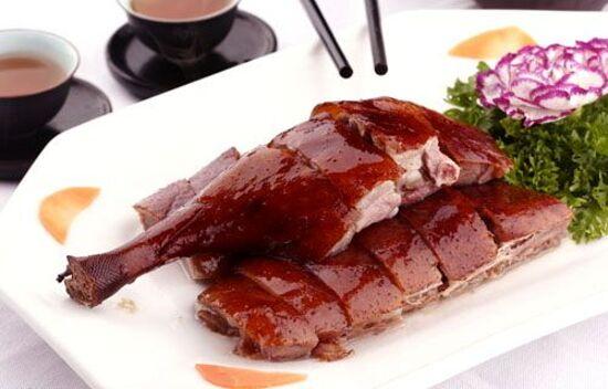 荔枝柴燒鴨