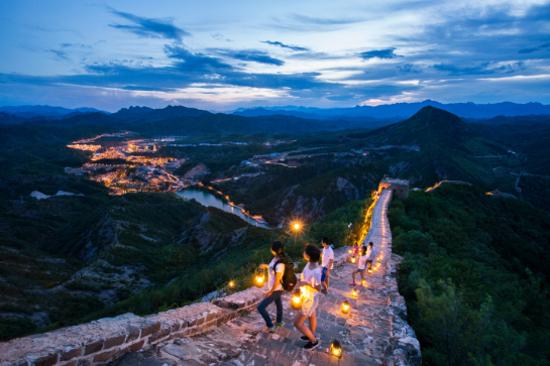 夜遊司馬台長城