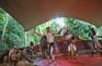 澳洲土著民族表演舞蹈