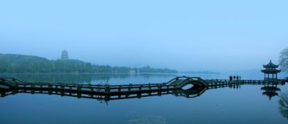 西湖長橋公園