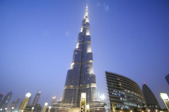 哈利法塔 Burj Khalifa