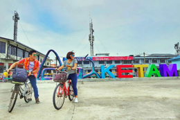 馬來西亞, 美麗的漁村<吉膽島>, 狄臣港, 馬六甲5天暢玩美食之旅