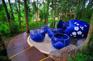 安寧金方森林溫泉半山酒店戶外溫泉設施