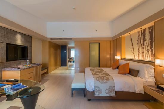 安寧金方森林溫泉半山酒店房間