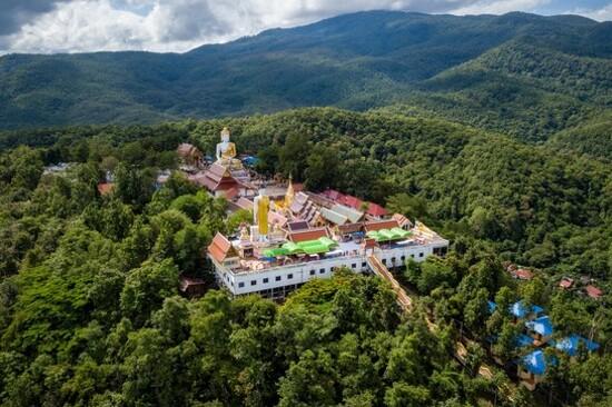 Wat Phra That Doi Kham Temple_doi suthep 素貼山_雙龍寺
