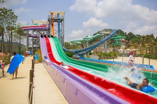 全泰國最大水上樂園RamaYana
