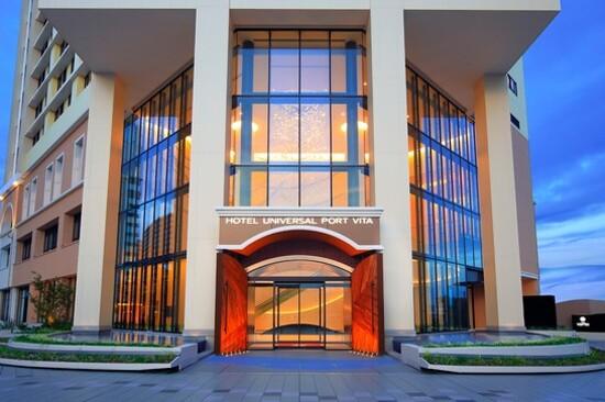 universal port vita酒店
