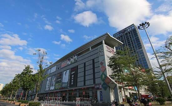 東匯城大型Shopping Mall