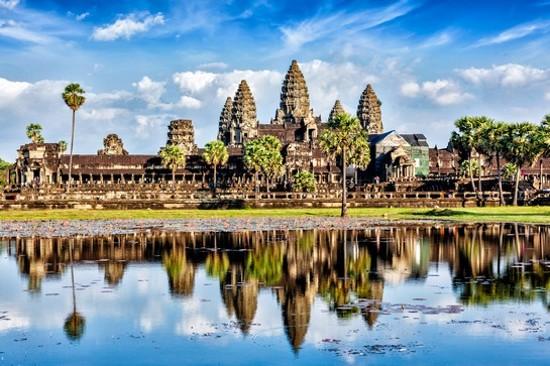 Cambodia siem reap Angkor Wat 柬埔寨 暹粒 吳哥窟