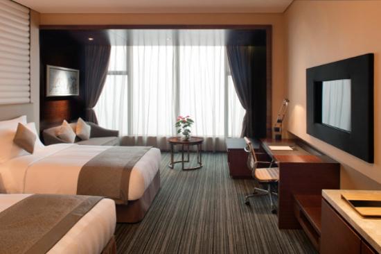 麗笙世嘉酒店房間