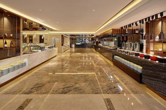 Lotte Hotel Busan~La Seine