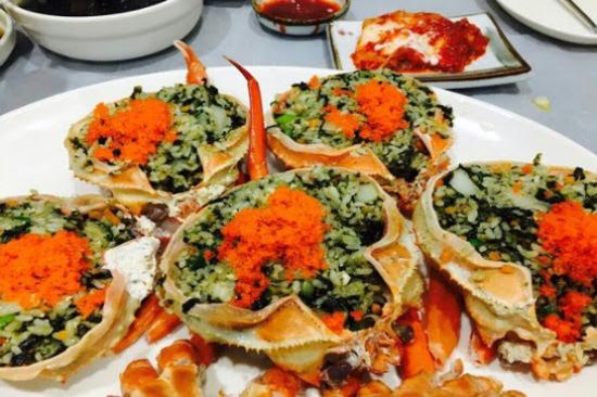 長腳蟹料理