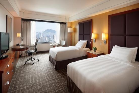 Lotte Hotel Busan客房