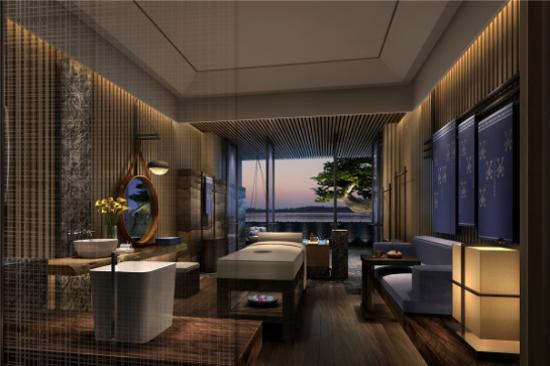 海南興隆希爾頓逸林濱海度假酒店-SPA水療中心