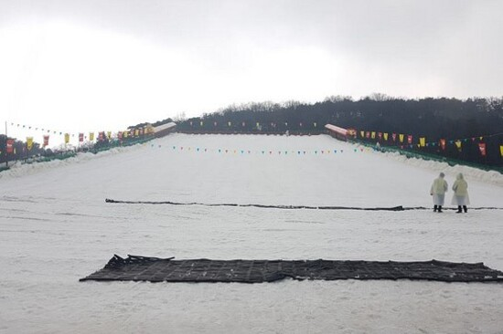 首爾樂園Seoul Land (雪兜場)