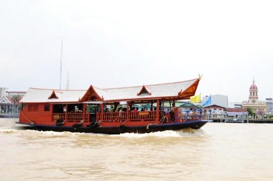 湄南河遊船