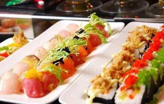 酒店海鮮美食自助晚餐