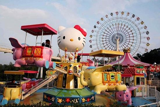 Sanrio Park和諧樂園