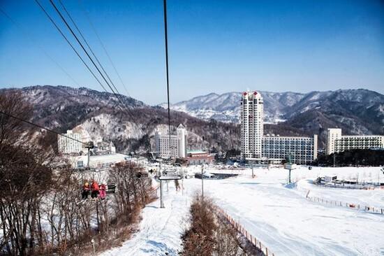 Phoenix PyeongChang滑雪場