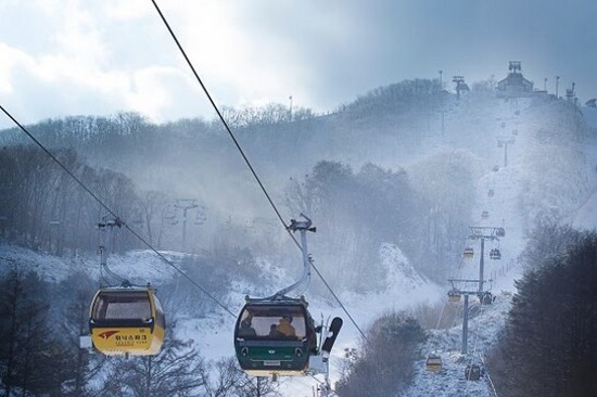 Phoenix PyeongChang纜車