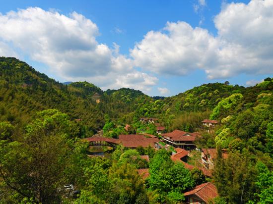 南昆山十字水生態度假村