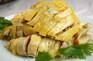 招牌蔥油白切雞宴