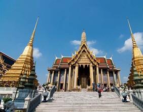 【預留機位】泰國國際航空曼谷自由行套票5天 | 出發日期: 3月至8月份