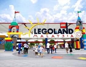 【新加坡新山Legoland Theme Park & Water Park 2天門票 】召喚大大小小樂高迷!│新加坡自由行套票4-31天