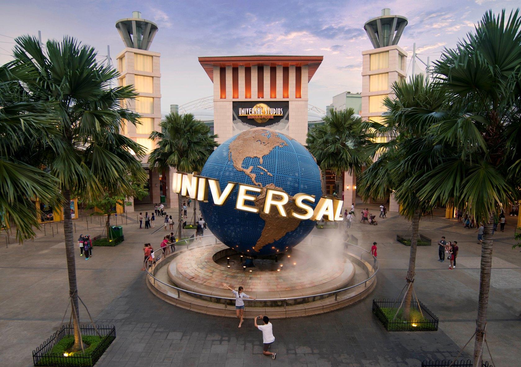 【新加坡環球影城™】必遊!│新加坡自由行套票3-31天