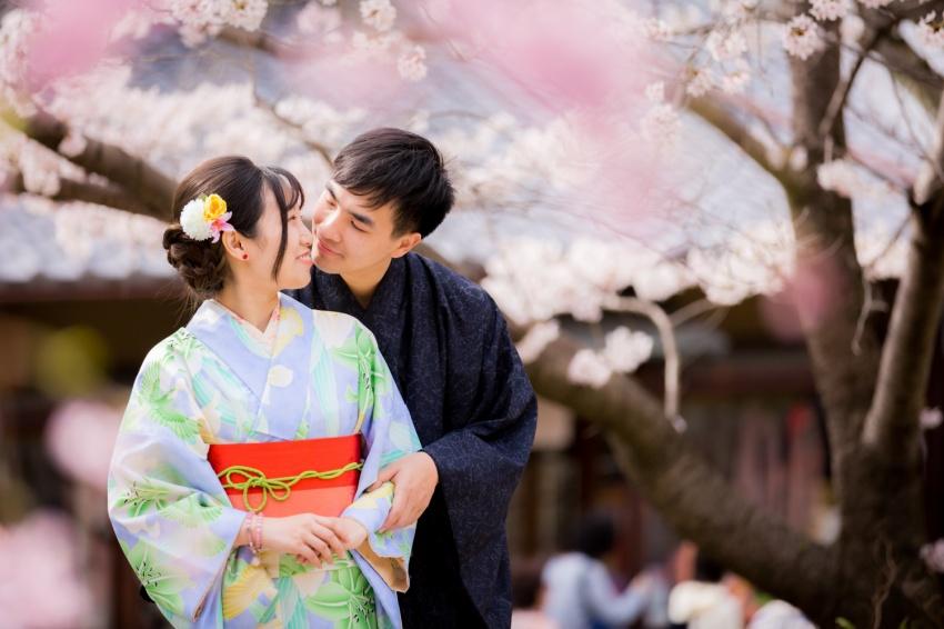 【夢館和服】漫步京都 │包pocket wifi租借服務│大阪自由行套票3-31天