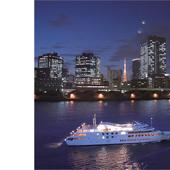 【東京灣晚餐周遊觀光船】東京自由行套票5-31天