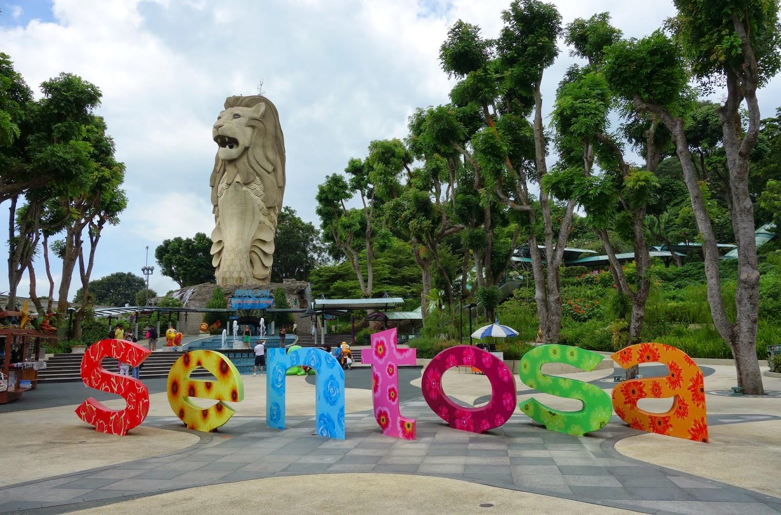 【聖淘沙1日歡樂任選5套票 X 一日聖淘沙捷運車票】聖淘沙懶人包│新加坡自由行套票3-31天